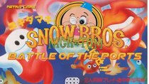 Battle of the Ports - Episode 111 - Snow Bros