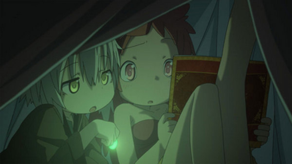 Made in Abyss - Ep. 13 - The Challengers