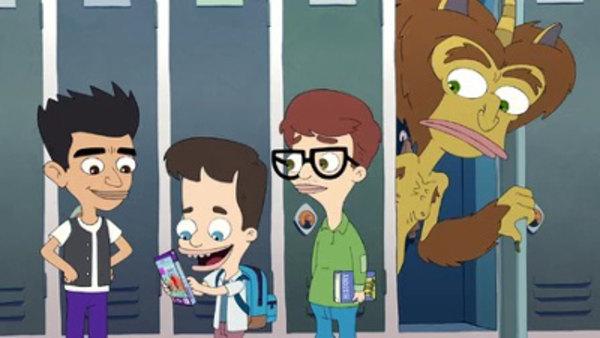 Big Mouth Season 1 Episode 4