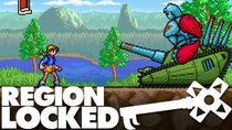 Region Locked - Episode 25 - Japan's Weird SNES Game: Holy Umbrella