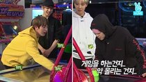Run BTS! - Episode 18 - Arcade Olympics: Part 2