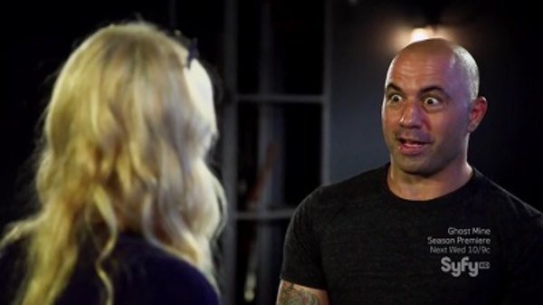 Joe Rogan Questions Everything - S01E06 - Psychic Spies
