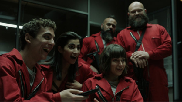 Money Heist Season 1 Episode 12