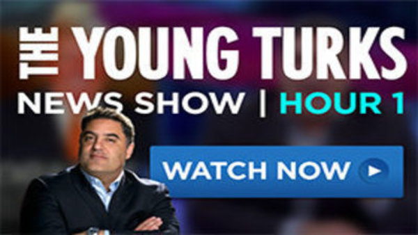 The Young Turks - S13E617 - October 24, 2017 Hour 1