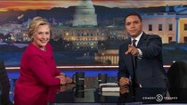 The Daily Show - Episode 15 - Hillary Clinton