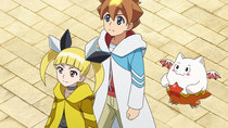 Puzzle & Dragons Cross - Episode 40 - New Threat