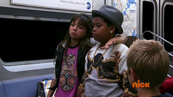Game Shakers - S01E09 - Lost on the Subway
