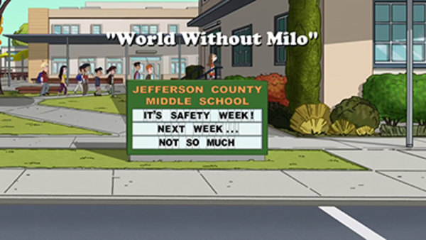 milo 3 in 1 substitute and If milo murphy's law episode 8 – the substitute / time out is not working, please select a new video tab or reload the page.