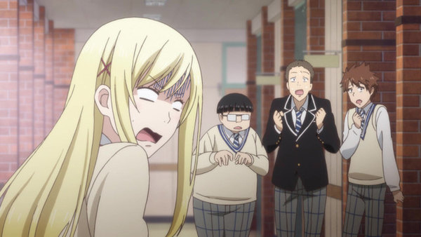Yamada-kun to 7-nin no Majo - Ep. 1 - I've Turned Into Her!