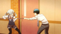 Yamada-kun to 7-nin no Majo - Episode 8 - You're So Annoying