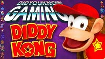 Did You Know Gaming? - Episode 239 - Diddy Kong