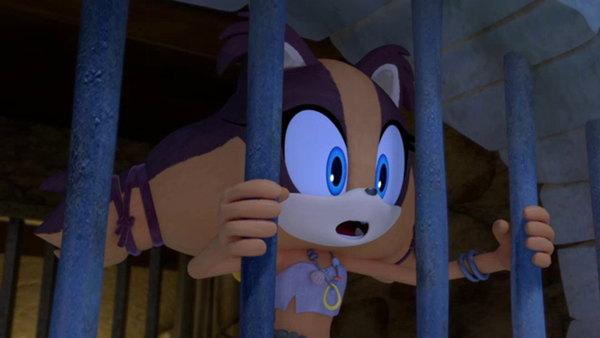 Sonic Boom Сезон 2 Серия 8