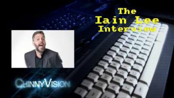ChinnyVision - S01E198 - The Iain Lee Interview