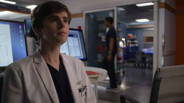 The Good Doctor - S01E08 - Apple