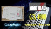 ChinnyVision - Episode 206 - Amstrad GX4000 System Review