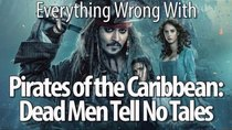 CinemaSins - Episode 1 - Everything Wrong With Pirates of the Caribbean: Dead Men Tell...