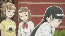 Sora yori mo Tooi Basho - Episode 3 - The Follow Backs Don't Stop!