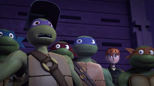 Teenage Mutant Ninja Turtles Season 5 Episode 20