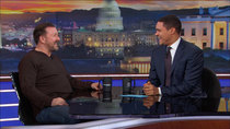 The Daily Show - Episode 47 - Ricky Gervais