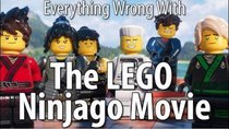 CinemaSins - Episode 6 - Everything Wrong With The LEGO Ninjago Movie