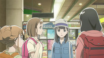 Sora yori mo Tooi Basho - Episode 4 - Four Caterpillars