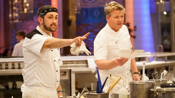 Brilliant Hells Kitchen Us Season 17 Episode 14 Home Interior And Landscaping Ologienasavecom