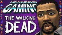 Did You Know Gaming? - Episode 249 - The Walking Dead (Telltale)