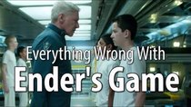 CinemaSins - Episode 8 - Everything Wrong With Ender's Game