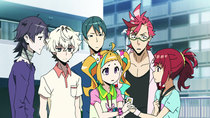 Kiznaiver - Episode 7 - A Battle Touching Upon the Identity of the Pain That's Seven...