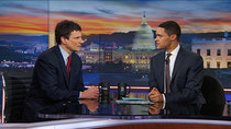 The Daily Show - Episode 53 - David Remnick