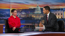 The Daily Show - Episode 55 - Rose McGowan
