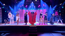 RuPaul's Drag Race All Stars - Episode 2 - Divas Lip Sync Live
