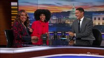 The Daily Show - Episode 56 - Jessica Williams & Phoebe Robinson