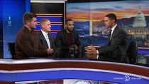 "The Daily Show - Episode 58 - ""The 15:17 to Paris"" Cast"