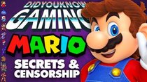 Did You Know Gaming? - Episode 251 - Mario Secrets & Censorship