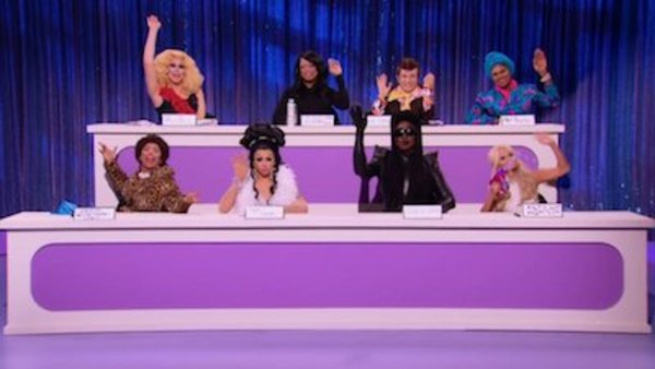 RuPaul's Drag Race All Stars - S03E04 - All Stars Snatch Game