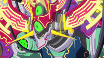 Future Card Buddyfight Batzz - Episode 47 - The Power that Surpasses Deities! The Ultimate Chaos!