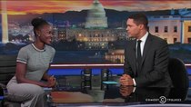 The Daily Show - Episode 62 - Lupita Nyong'o