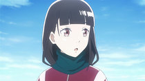 Sora yori mo Tooi Basho - Episode 9 - Antarctic Love Story (Blizzard Arc)