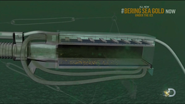 Bering Sea Gold: Under the Ice - S02E02 - Dozers and Dragons