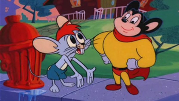 The New Adventures of Mighty Mouse Season 1 Episode 6