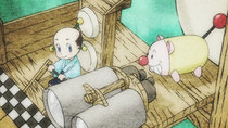 Ani*Kuri15 - Episode 9 - Sport Captain Episode No.18: Assassin Descended from the Mountain...