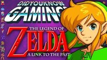 Did You Know Gaming? - Episode 255 - Zelda A Link to the Past