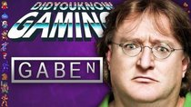 Did You Know Gaming? - Episode 257 - Gabe Newell: From Microsoft to Valve & VR