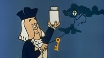 The Rocky and Bullwinkle show - Episode 4 - Peabody's Improbable History - Ben Franklin