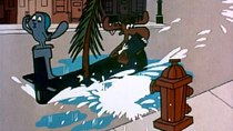 The Rocky and Bullwinkle show - Episode 40 - Rocky & Bullwinkle - Jet Fuel Formula (16) - Canoes Who? or Look...