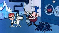 The Rocky and Bullwinkle show - Episode 44 - Peabody's Improbable History - Robert Fulton