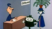 The Rocky and Bullwinkle show - Episode 46 - Rocky & Bullwinkle - Jet Fuel Formula (19) - Cheerful Little...