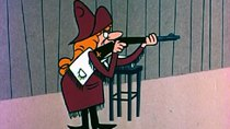 The Rocky and Bullwinkle show - Episode 49 - Peabody's Improbable History - Annie Oakley