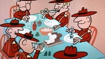 The Rocky and Bullwinkle show - Episode 54 - Dudley Do-Right - The Disloyal Canadians